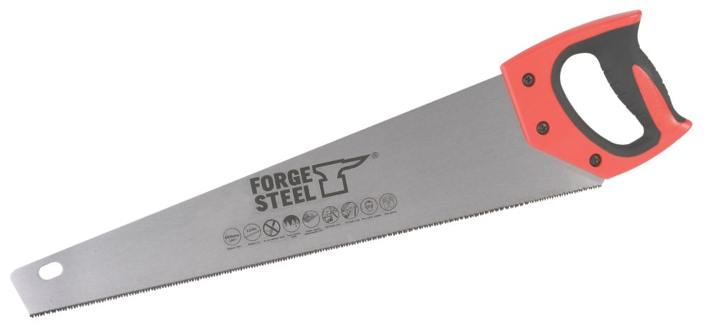 "Forge Steel Hard Point Handsaw 20"" 11tpi"