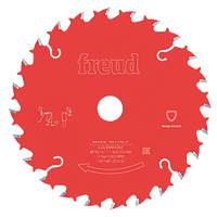 Freud TCT Circular Saw Blade 165 x 20mm 24T