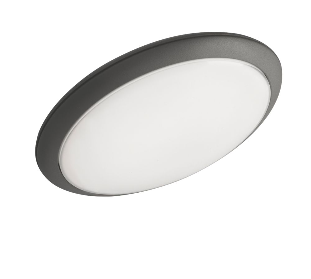 Philips Solar Wall Lights : Anthracite Wall Lights Lighting Screwfix.com