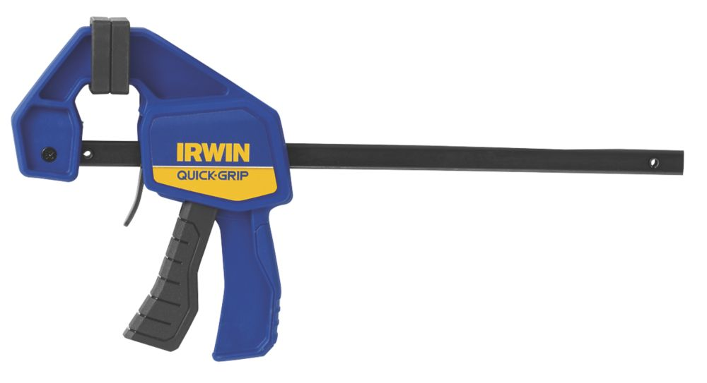 """Irwin Quick-Grip 6"""" Mini One-Handed Bar Clamp"""