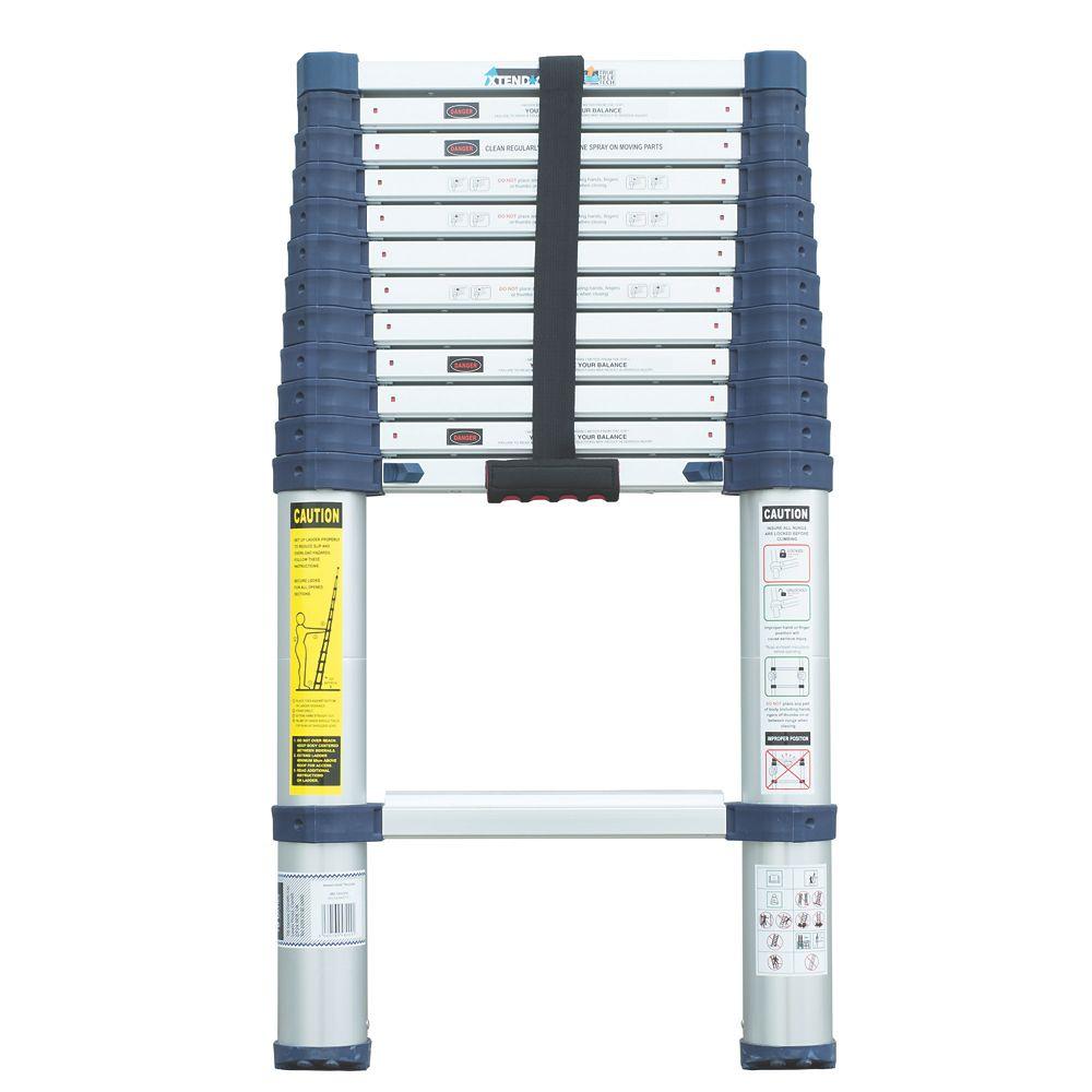 Xtend & Climb Pro Ladder 12-Tread