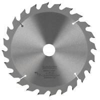 Bosch Circular Saw Blade 235mm 25/30mm Bore 24T