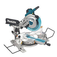 Makita LS1016/1 260mm  Double-Bevel Sliding Compound Mitre Saw 110V