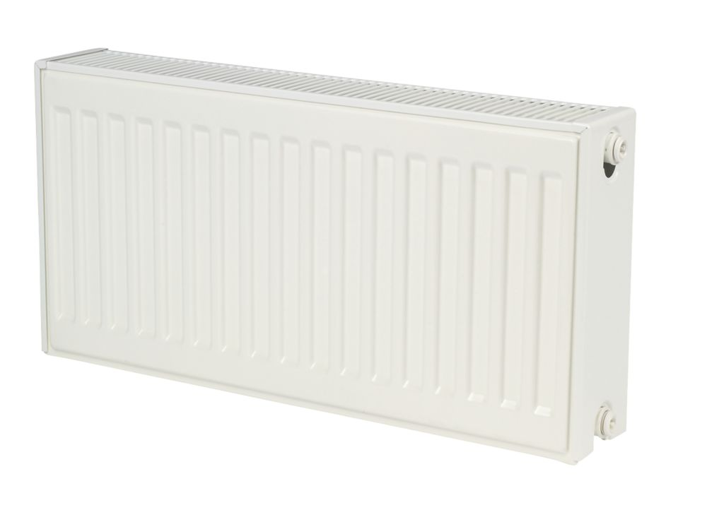 Kudox Premium Type 22 Compact Double Panel Convector Radiator 400 x 600mm