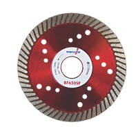 Marcrist BF650SF Turbo Diamond Blade 115 x 22.2mm