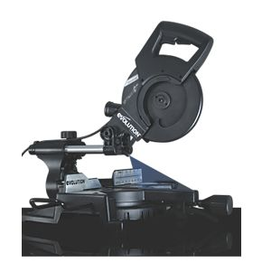 Evolution Rage3 – S 210mm Sliding Mitre Saw Black 240V