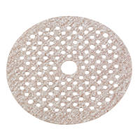 Norton Multi Air Sanding Discs Punched 125mm 180 Grit 5 Pack