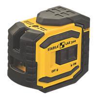 Stabila LAX300 Cross Line Laser Level