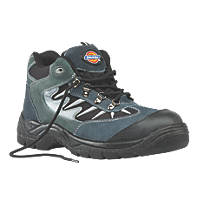 Dickies Storm Safety Trainers Grey / Black Size 8