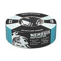 Nemesis Cloth Tape 63 Mesh Light Blue 50mm x 50m