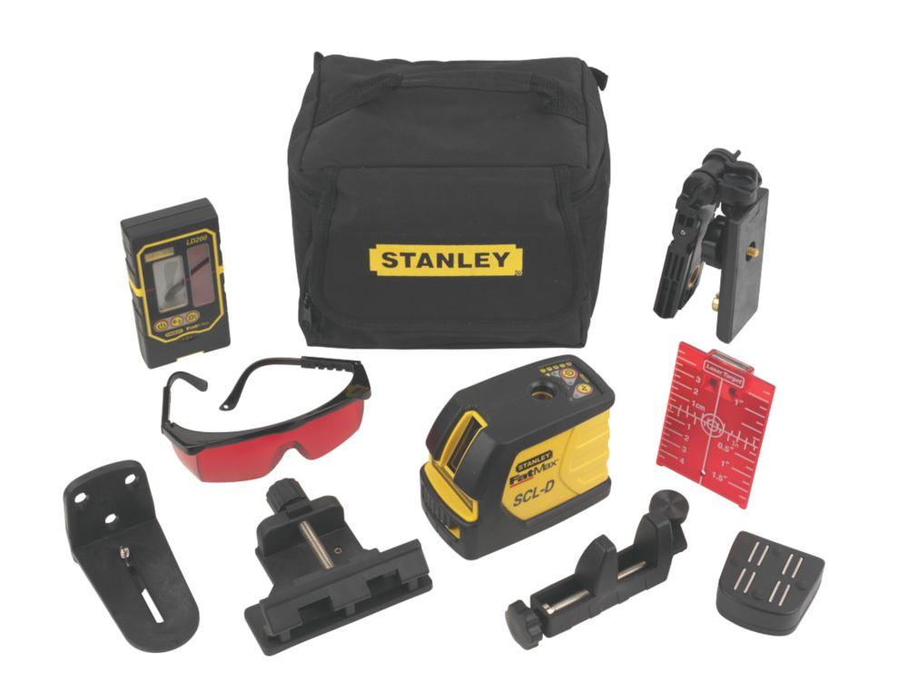 Stanley FatMax SCL-D Cross Line Laser