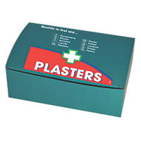 Wallace Cameron  Assorted Waterproof Plasters 150 Pack