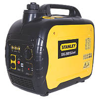 Stanely SIG2000 2000W Silent Inverter Generator 240V