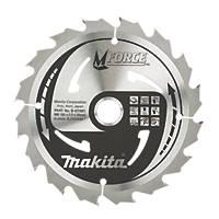 Makita TCT Mitre Saw Blade 165 x 20mm 16T