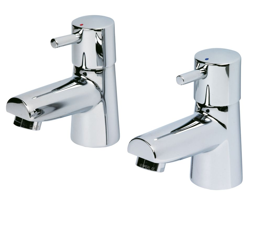 Ideal Standard Cone Basin Taps Pair