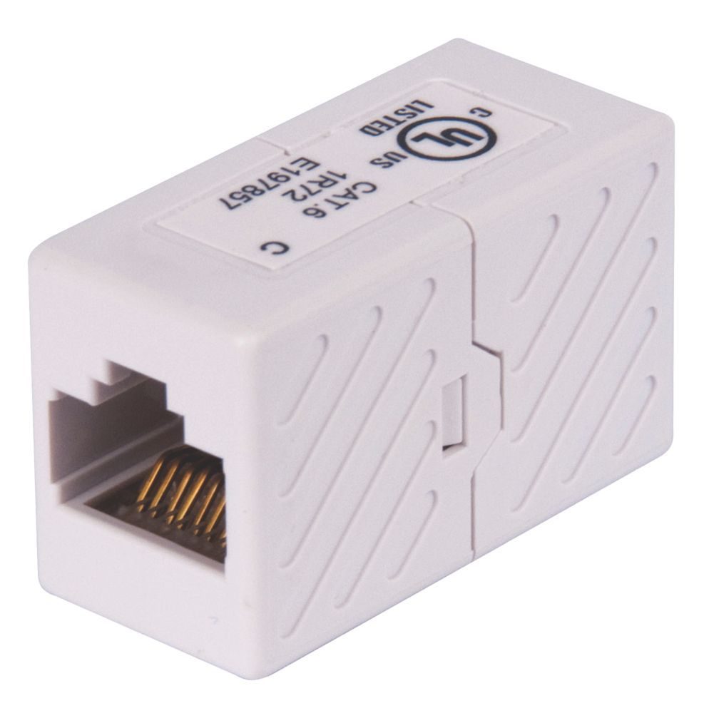 Philex UTP Cat 6 Coupler