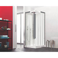 Saniflo Kinedo Horizon All-In-One Shower Enclosure