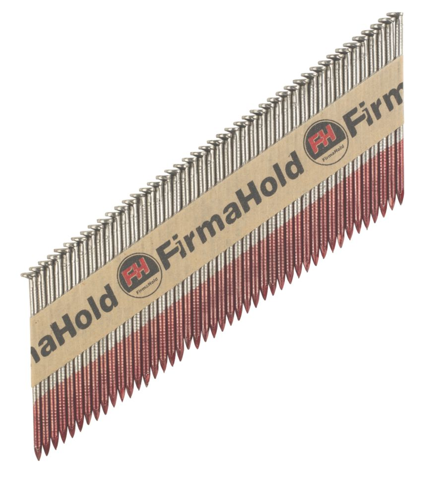 FirmaHold Stainless Steel Ring Framing Nails 2.8 x 63mm Pack of 1100