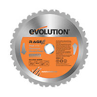 Evolution Rage Multipurpose Saw Blade 185mm
