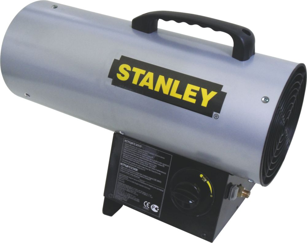 Stanley Portable LPG Fan Heater 12.3kW