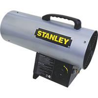 Stanley ST-40-GFA-E  Black/Yellow LPG Fan Heater 12.3kW