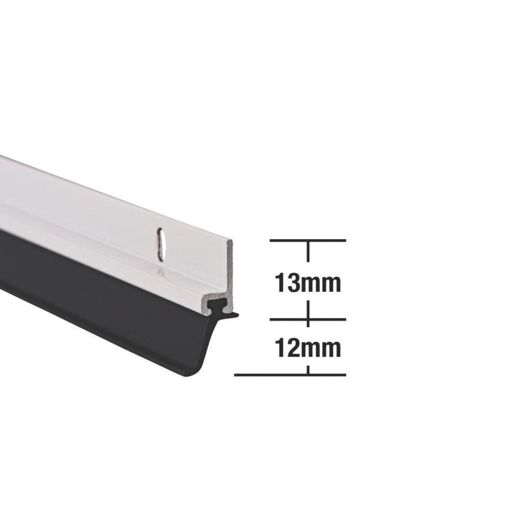 Heavy Duty Around Door Strips White 1025mm Pack of 5