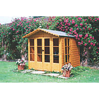 Chatsworth Shiplap Summerhouse 2.1 x 2.1m