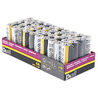 Alkaline AA Batteries 40 Pack