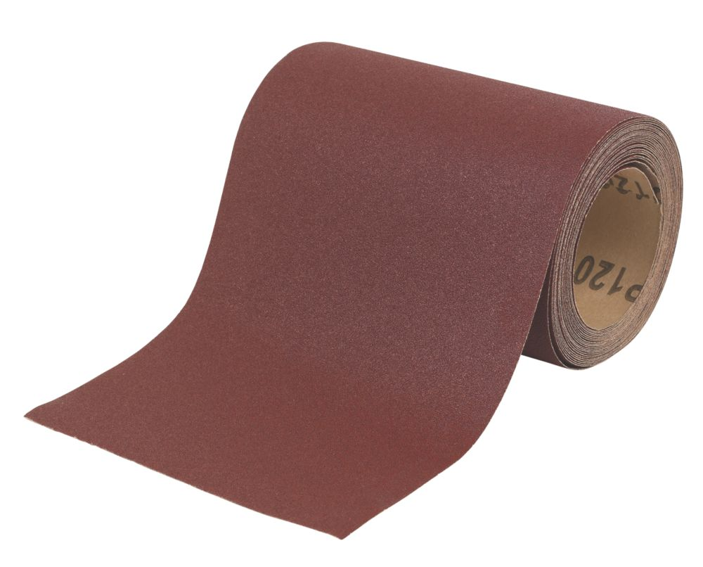 Flexovit Pro Sanding Roll 115mm x 5m 80 Grit