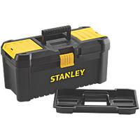 "Stanley Plastic Tool Box 16"""