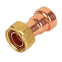 Tectite Sprint Straight Tap Connector 15mm x ½""
