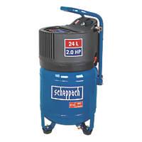 Scheppach HC24V 24Ltr Vertical Air Compressor 240V