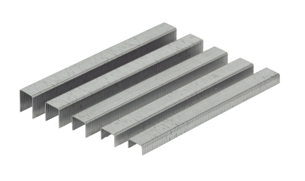 Tacwise 140 (Type T50, G) Heavy Duty Staples Selection Galvanised 4400Pc