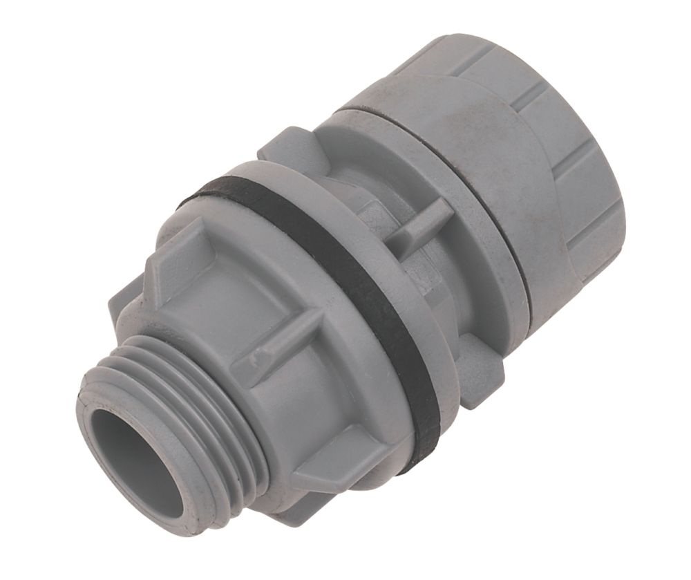 PolyPlumb Tank Connector 15mm x ½""