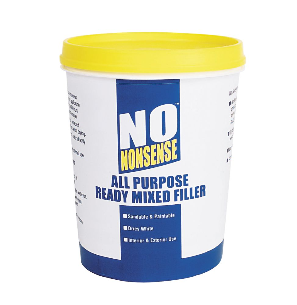 No Nonsense All Purpose Ready Mixed Filler 1kg