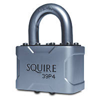 Squire Vulcan P4 Padlock Max. Shackle W x H: 24 x 24mm