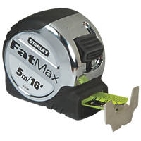 Stanley Fatmax Pro Short Tape Measure 5m x 32mm