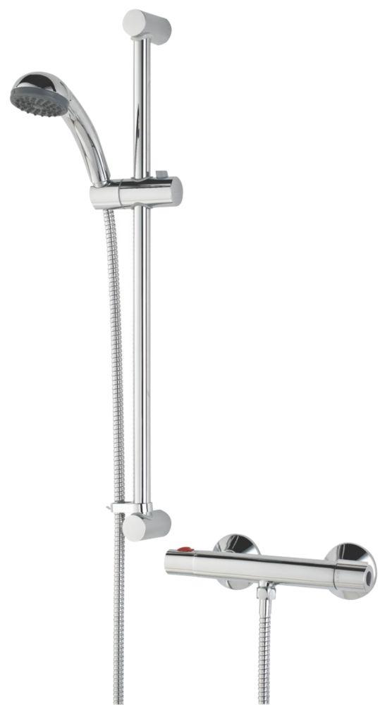 Bristan Zing Cool Touch Mixer Shower