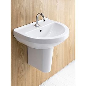Vitra S5 Modern Bathroom Suite with Acrylic Bath
