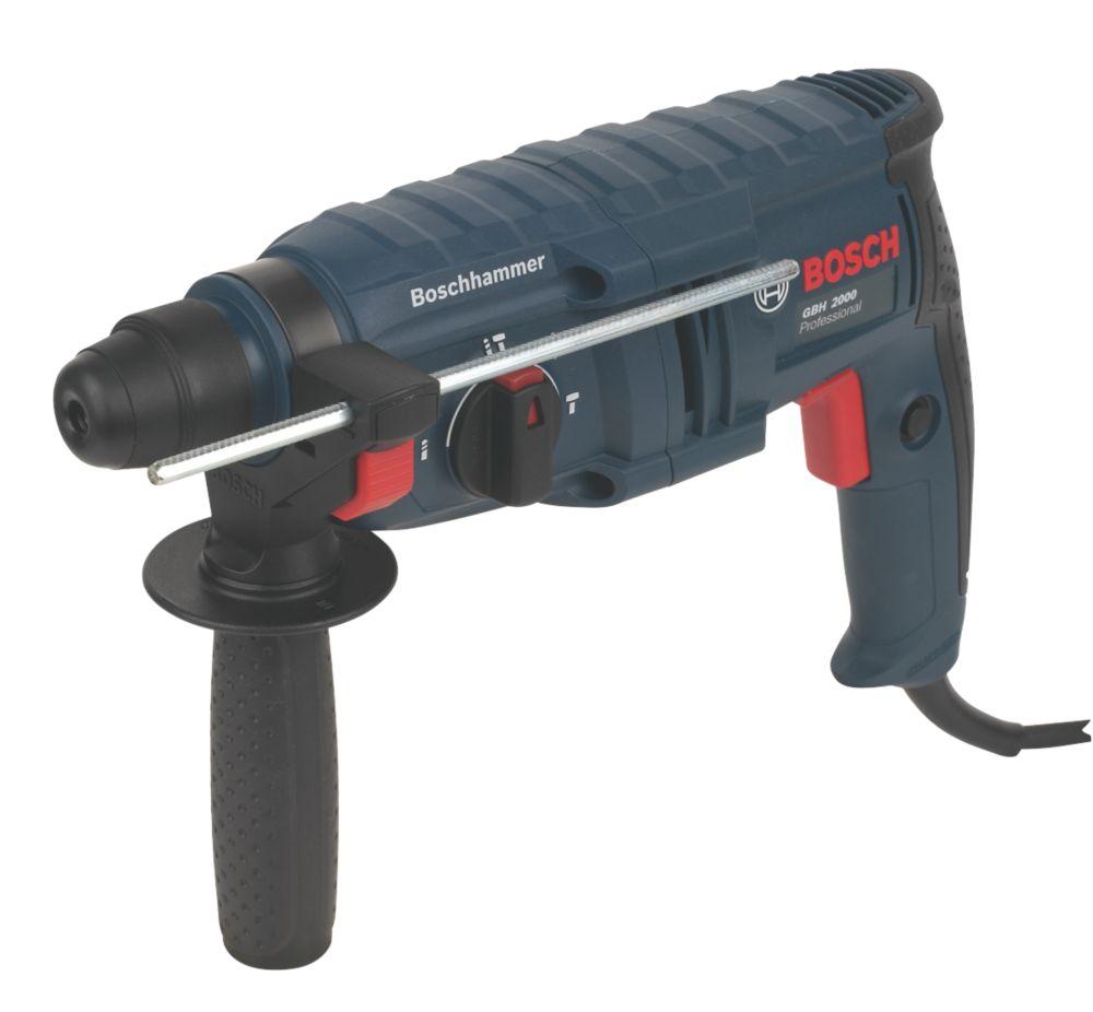Bosch Blue Professional GBH 2000 2kg SDS Plus Drill 240V