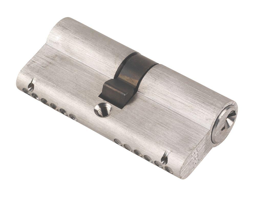 Era 6-Pin Euro Cylinder Lock 35-35 (70mm) Satin