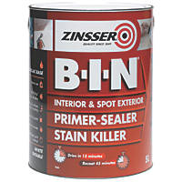 Zinsser B-I-N Shellac-Based Primer Sealer