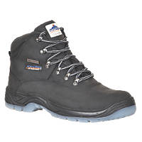 Steelite FW57 Safety Boots Black Size 7