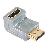 Labgear HDMI 90° Right Angle Adaptor