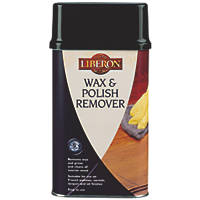 Liberon Wax & Polish Remover  Clear 250ml