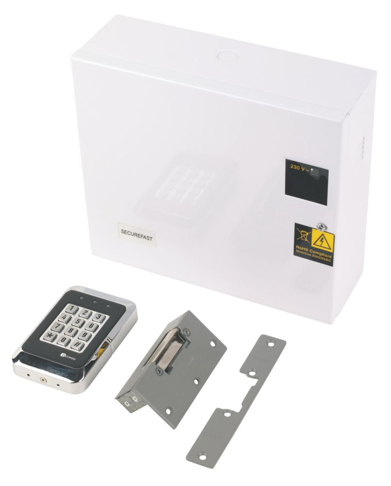 Securefast Easy-Fit Access Control Kit with Mini Keypad