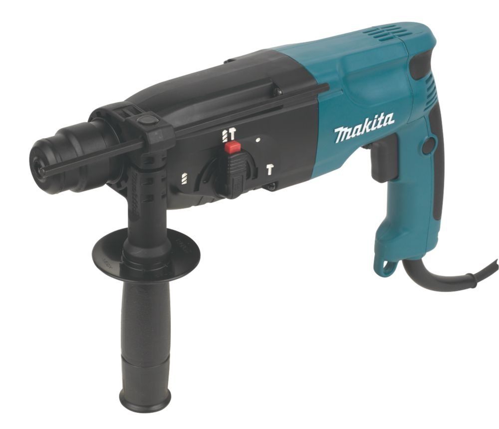 Makita HR2450A/2 2kg SDS Plus Drill with Tool Roll 240V