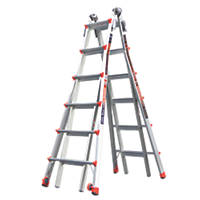 Little Giant Revolution XE Multipurpose Ladder 2-Section 6 Rungs 6.40m