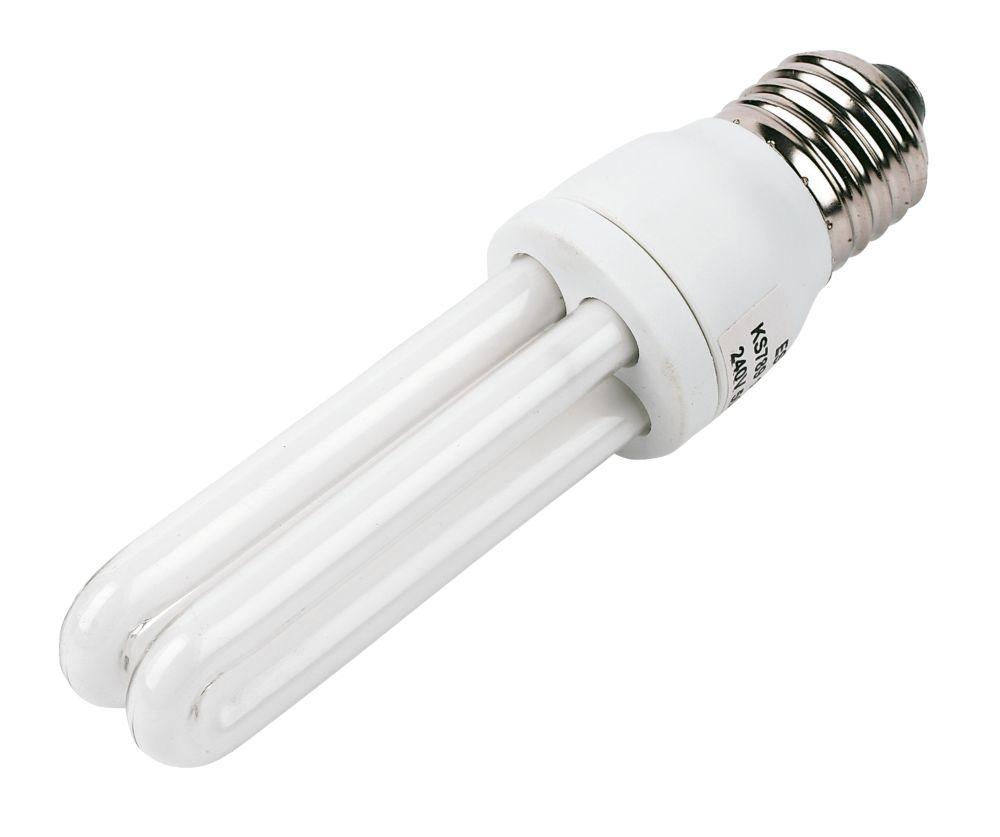 11W ES 240V 2U Compact Fluorescent