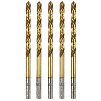 Erbauer Ground HSS Drill Bit 1.5mm Pack of 5